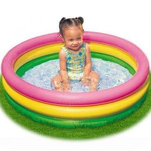 Trouver une piscine gonflable géniale pour enfant