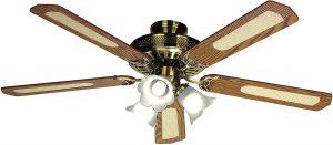 Ventilateur de plafond Farelek Baleares