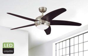 Ventilateur de plafond Westinghouse Lighting 7255740